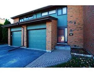 Move in ready! Townhouse with 3 large bedrooms near new DND HQ