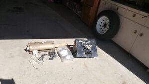 Gorilla rad relocate HMF Peformance Exhaust and Copperhead ECU