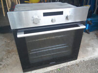 Samsung built-in single oven
