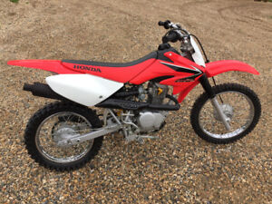 2008 HONDA CRF 80 in very good+ condition