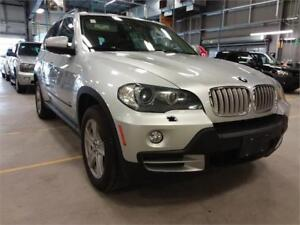 2008 BMW X5 4.8i Dvd! Nav! Leather! Clean title! Local SUV!