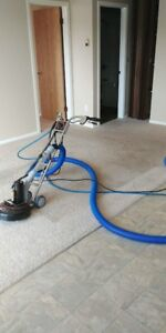 Carpet cleaning van and move out cleaning at the same day!