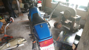 Motorcycle Parts Lot