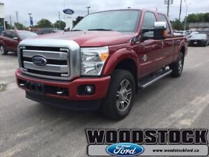 2016 Ford F-250 Super Duty   908A, 6.7L V8 DIESEL ENGINE, NAVIGA