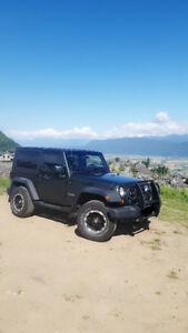 2011 Jeep Wrangler Sport SUV, Crossover