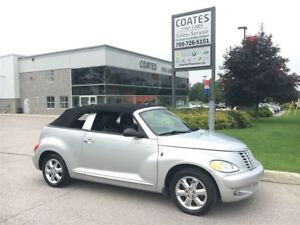 2005 Chrysler PT Cruiser Touring Convertible ~ New Front Rotors
