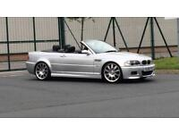 BMW M3 E46 SMG CONVERTIBLE MPOWER M5 M6 AMG RS6 RS4 E55 DCT
