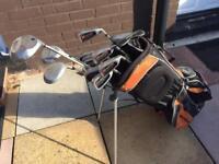 Pinseeker pro golf clubs