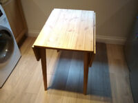 Expandable kitchen / breakfast table