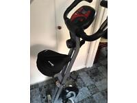F-BIKE Home Trainer Exercise Bike 8 settings loads more features latest Out Bargain !!!