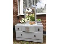 LOVELY DRESSING TABLE FREE DELIVERY LDN🇬🇧SHABBY CHIC