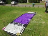 Flexifoil viper 6.5m power Kite