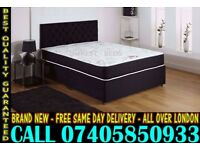 BRAND NEW Double Single King Size Dlvan Bed WITH MATTRESS. Los Angeles
