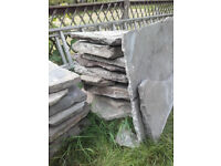 Reclaimed Welsh lovely quality flagstones