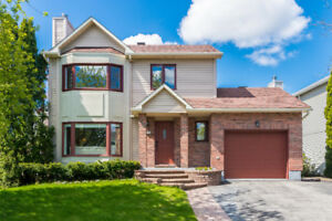 Open house - Aug, 06 from 2-4pm: Pierrefonds - detached house