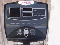 Life fitness C1S Exrcise bike,good working order,electronic control,mains,£200 Delivery free50 miles
