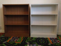 Brown Billy Bookcase/ bookshelve/brown shelve (CD/DVD/Books)