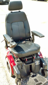 Shop rider model p424L Electric Wheel chair