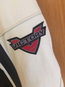 Women's Victory leather jacket for sale