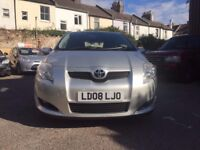 Toyota Auris 1.6 TR Multimode 3dr£2,995 one owner