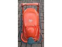 Flymo hover vac 280 as new grass cutter mower grassmower grasscutter