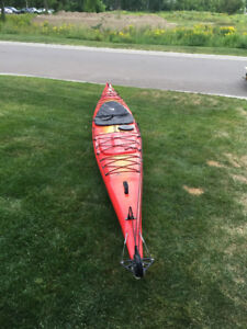 Sea Kayak for Sale (would consider trade)