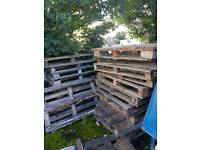 Selection of pallets