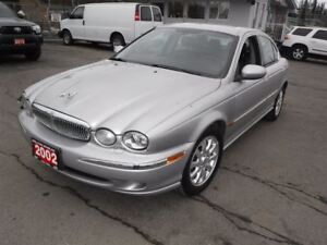 2002 Jaguar X-Type -