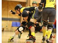 Mens Roller Derby Team (Tyne and Fear) @ Walker Dome, Newcastle Upon Tyne