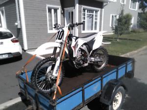 Motocross Yamaha YZ450F echange