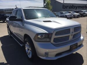 2014 Ram 1500 Sport w/Bluetooth & Navigation