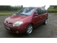 RENAULT SCENIC 1.9DCI LEFT HAND DRIVE LHD FRENCH REG A/C DIESEL
