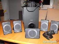 Creative surround sound