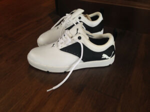 Puma PG Derby Golf Shoes - Mens size 8 - never worn