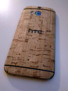 32GB CORK BACKED HTC ONE M8