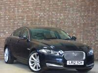 Jaguar XF V6 Luxury 3L 4dr
