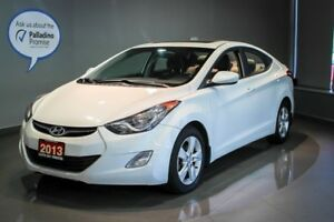 2013 Hyundai Elantra Distinctive Styling +   Smooth Ride
