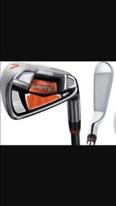 Cobra AMP iron set 4-GW right handed