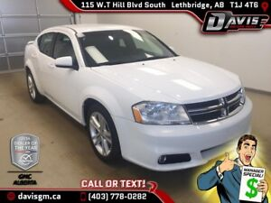 Used 2014 Dodge Avenger SXT-Heated Seats, Certified Pre Owned