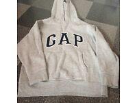 Gap hoody age 8-9