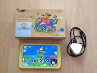 Samsung Tablet 3 Kids Edition