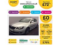 Skoda Superb FROM £72 PER WEEK!