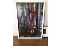 *signed* Damien Hirst Poster framed