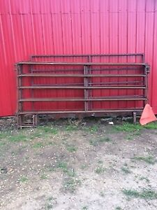 CORRAL PANELS – SIX 10' panels