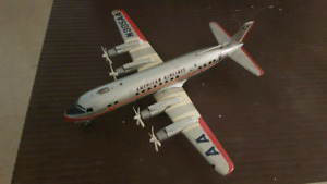 Linemar Toys American Airlines airplane