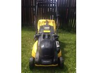 Precision 1800W LAWNMOWER