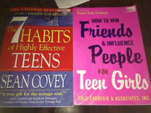 2 books for teens