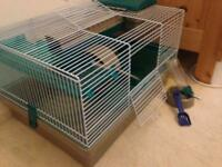 ~Syrian hamster cage~