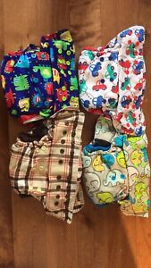 Couches lavables/ cloth diapers