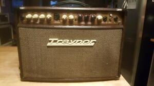 traynor acoustic amp